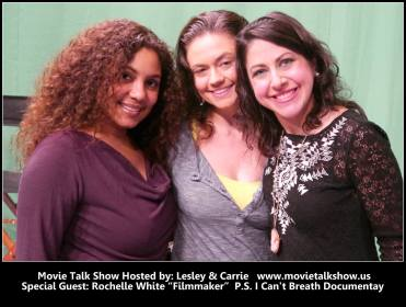 Movie Talk with Guest Rochelle White